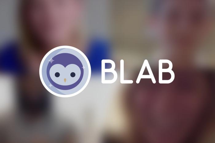 Blab Logo Small