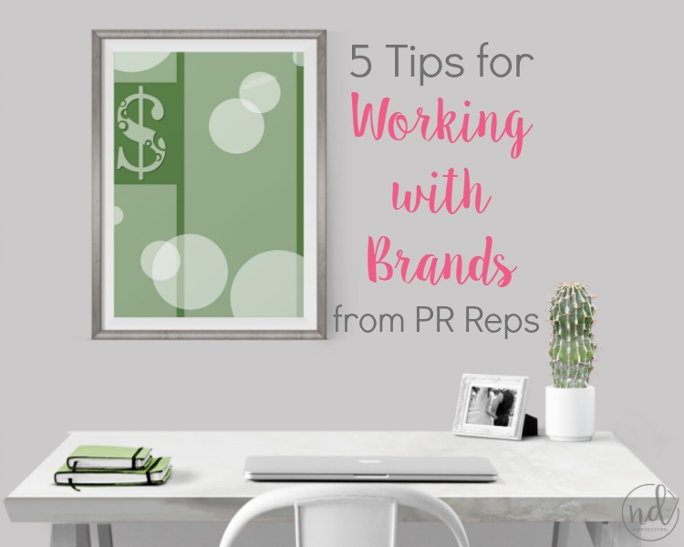PR reps share their top 5 tips for working with brands - don't miss this!