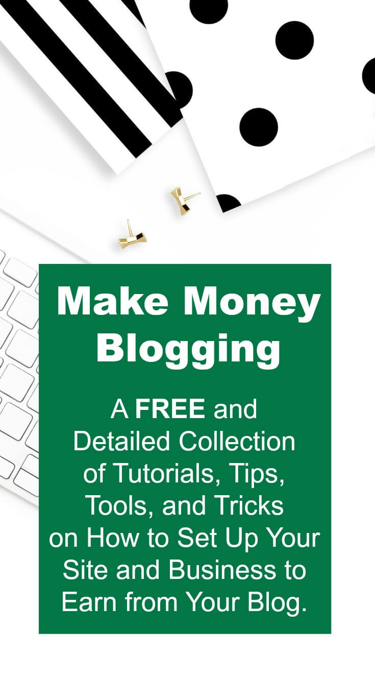 New and experienced bloggers can make money blogging and get help to do so from this free tutorial resource repository.