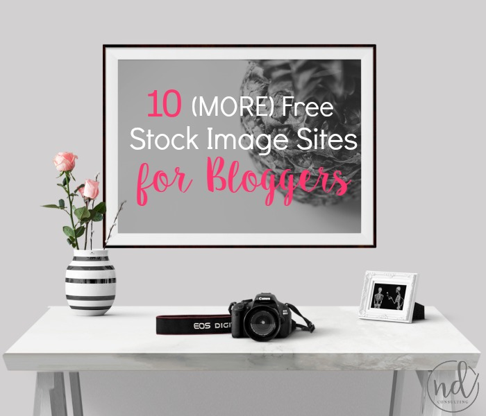 These sites have completely free photos for blogs - no catch!