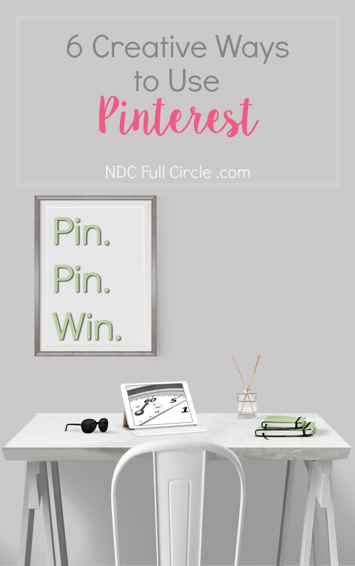 Here are many creative ways to use Pinterest to grow traffic to your blog, increase your income, and be a resource for your growing community!