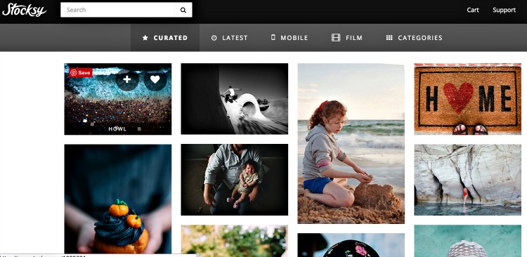 Know How to Use and Buy Stock Photography Stocksy