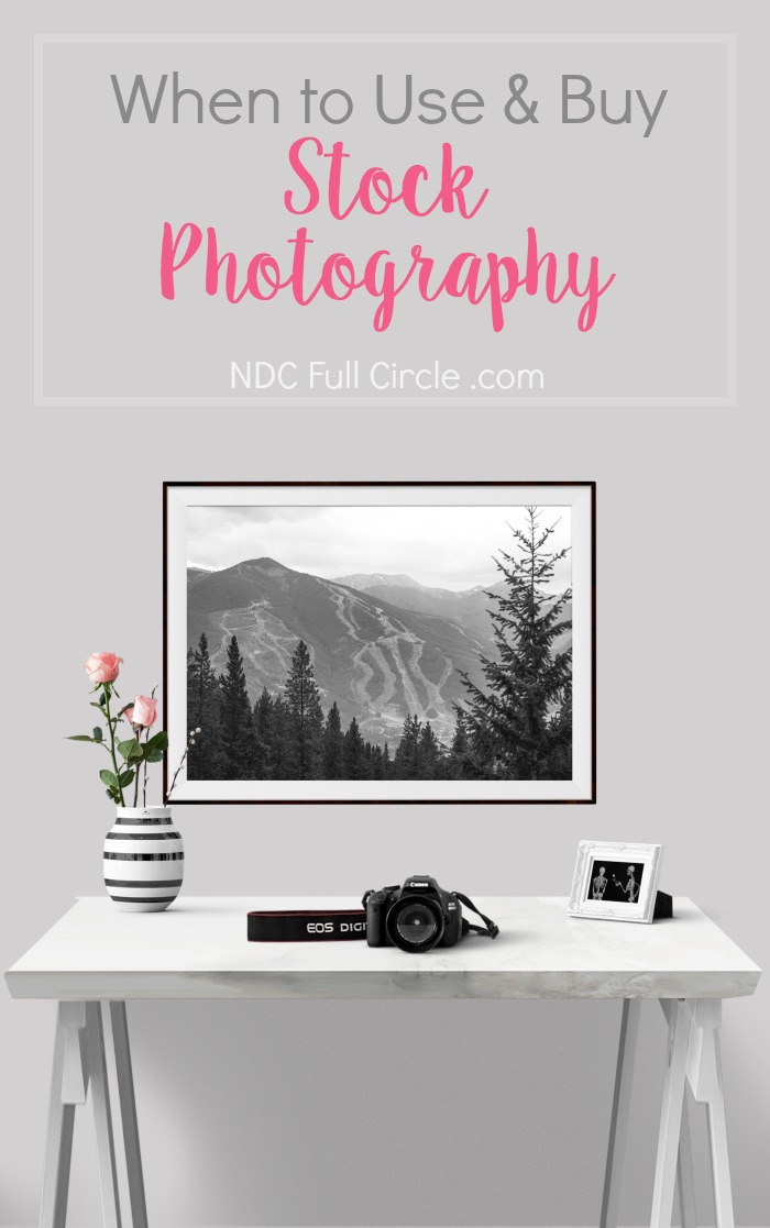 Using images incorrectly can mean BIG fines. Learn when to buy stock photos for your blog.