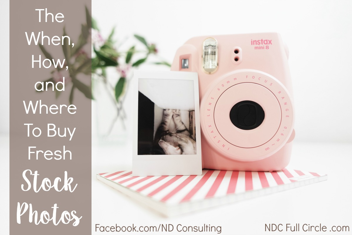 Learn how to buy stock photography for your blog, business, products, and Instagram.