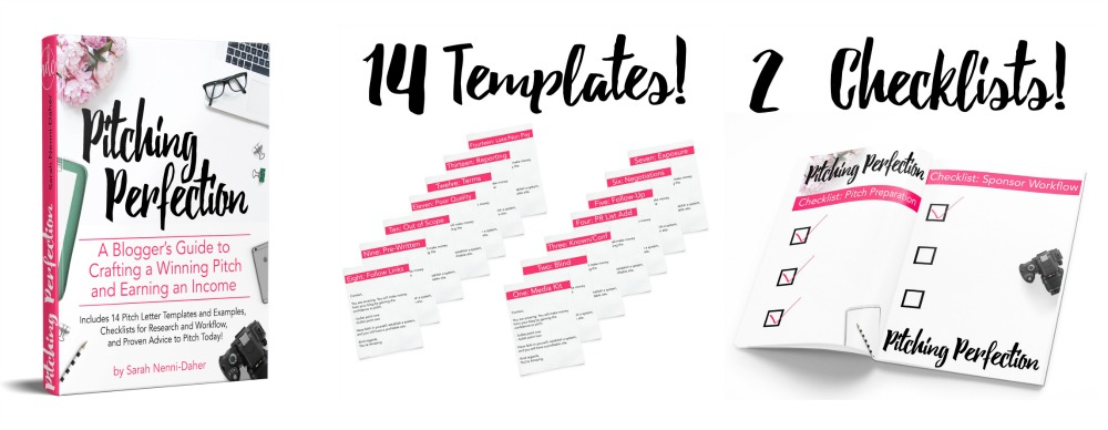 Pitch with confidence using these 14 templates, along with research, rate, and reporting checklists!