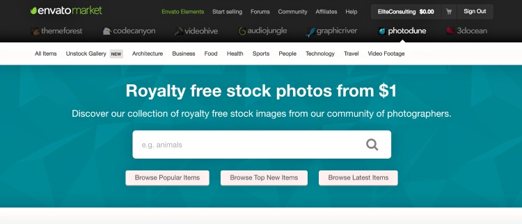 Learn how to buy stock photography and the best places to purchase!