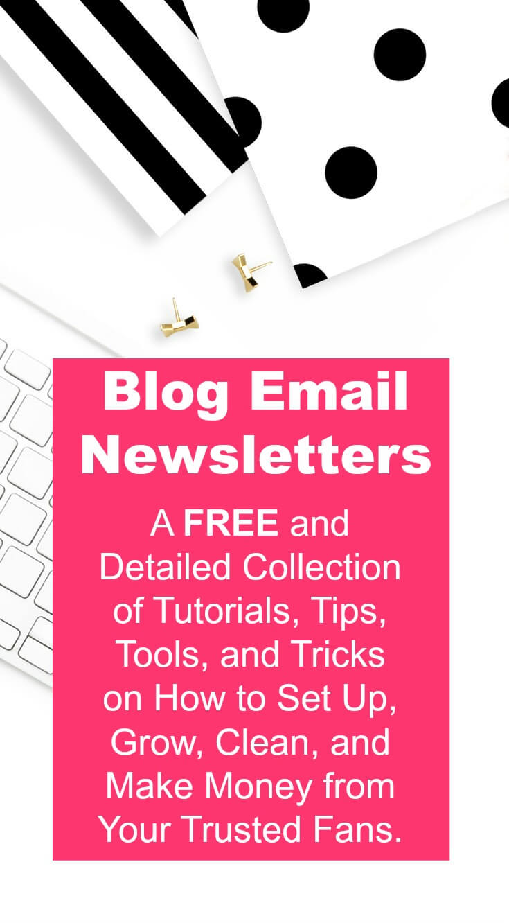 New and experienced bloggers can get help from this free blog email newsletters tutorial resource repository.