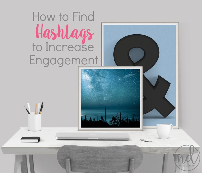 Knowing how to find hashtags relevant to your blog, audience, and partners will help you grow your blog!