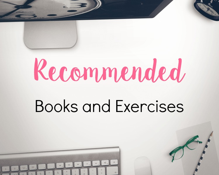 Recommended books and exercises to turn your blog into a business.