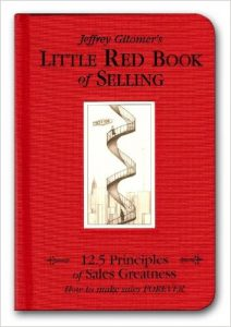 The Little Red Book of Selling by Jeffrey Gitomer