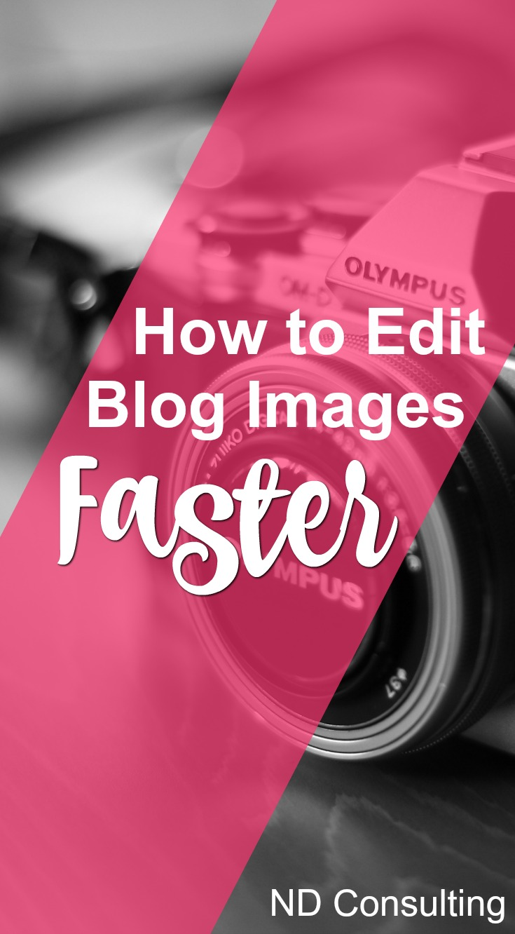 Spend more time focusing on growing your site: here are 5 ways to edit blog images faster!
