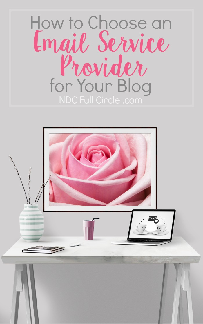 Learn how to choose the right email service provider for your blog, not someone else's!