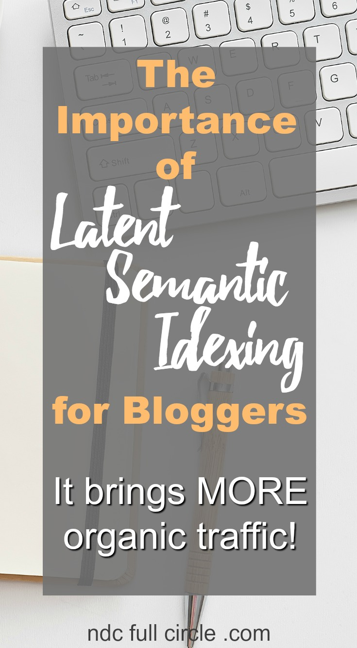 Learn how latent semantic indexing and alternative keywords can rank you on the first page of Google and increase organic search traffic.