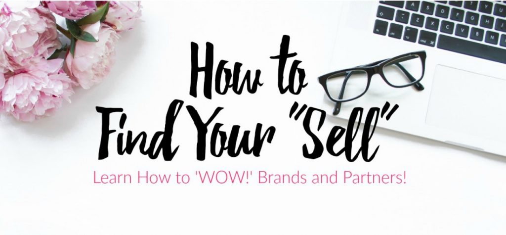 Learn how to find your sell to grow your blog traffic, sessions, and income.
