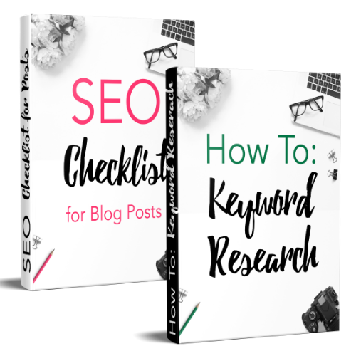 SEO Checklists for Bloggers