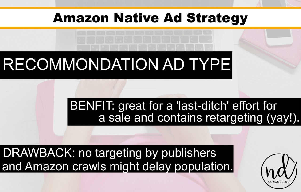 Having an Amazon Native Ads strategy is key to increasing income from the Amazon Affiliate program. Create yours in minutes and earn more.
