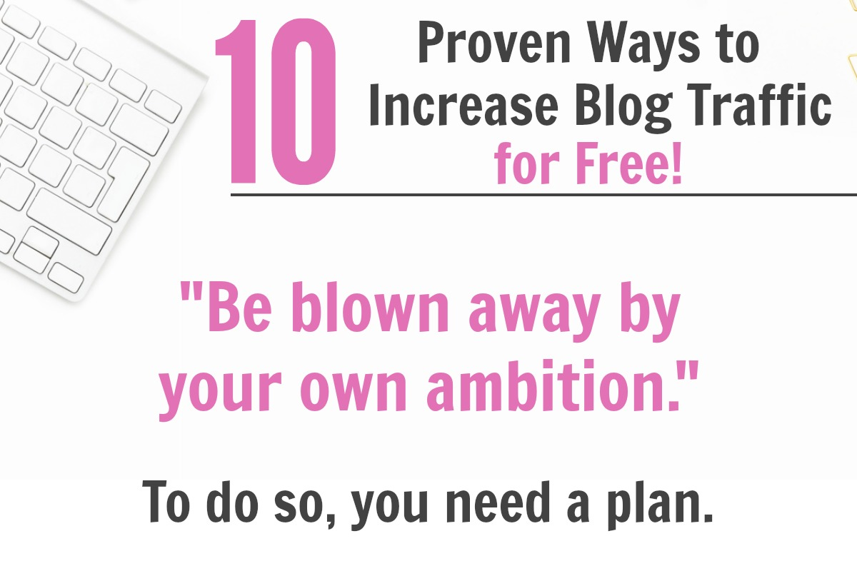 A business plan gives you direction and fuels your ambition.