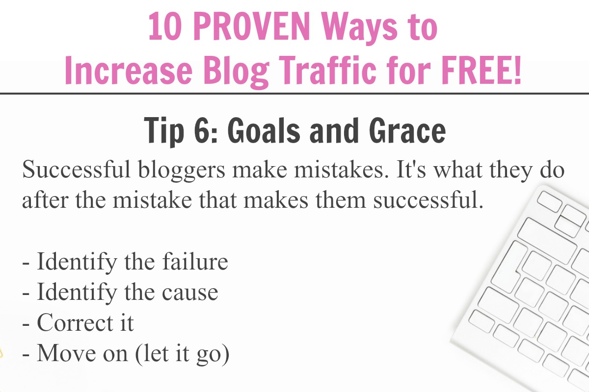 Here are 10 ways to increase blog traffic for free - you just need a plan. Get one here.