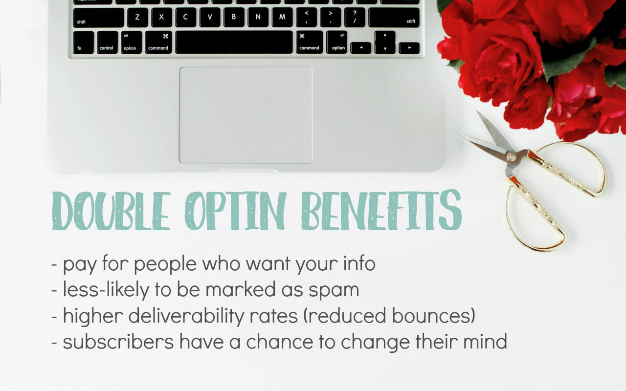 Should a blogger choose double opt-in for their blog newsletter?