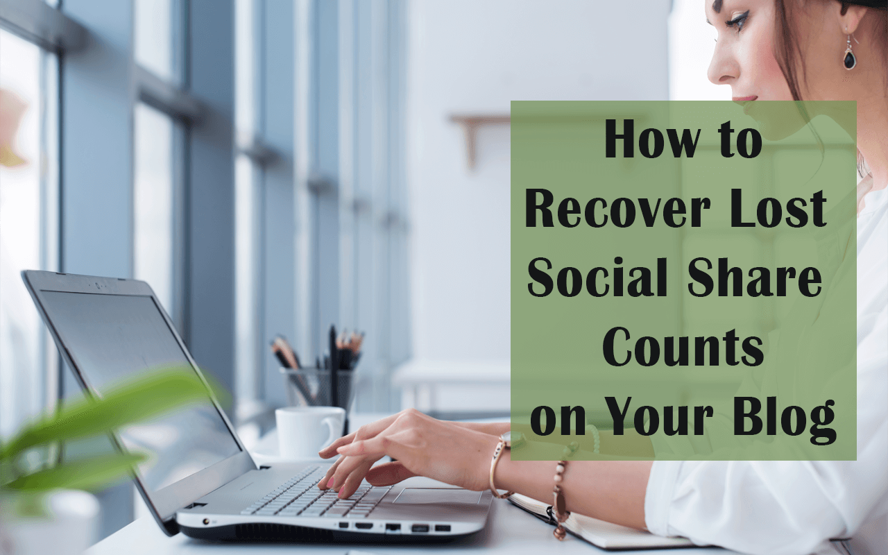 Learn how to recover all social shares after moving to HTTPS secure blog.