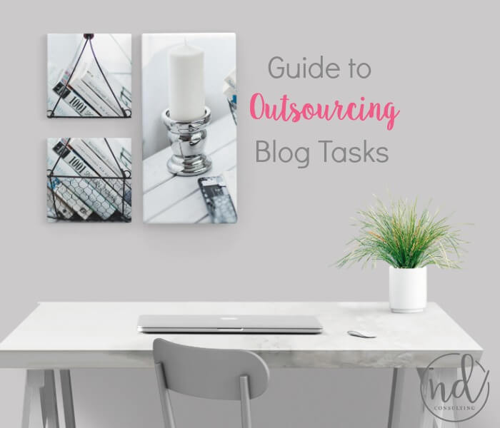 Most bloggers have a hard time outsourcing blog tasks. But when done, they are able to narrow their focus and great things start to happen...