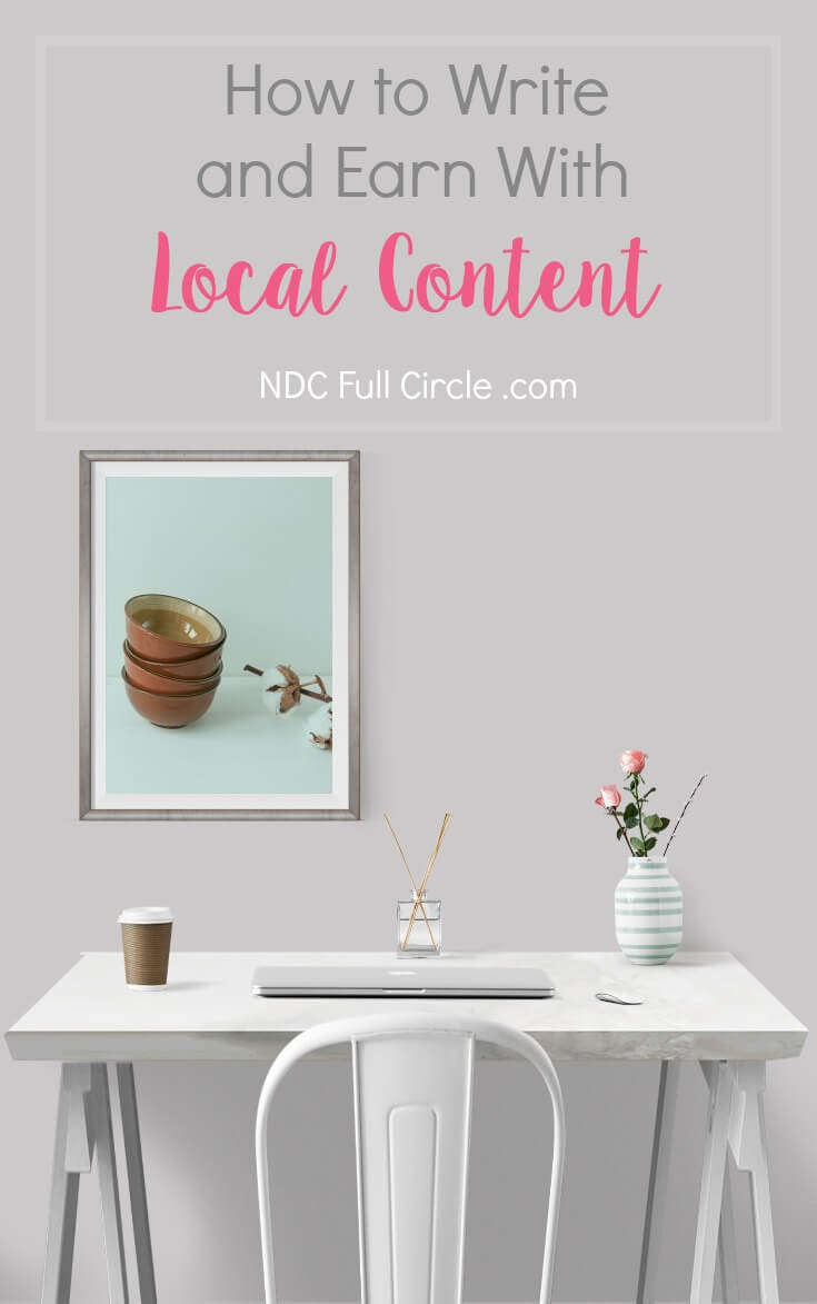 How to earn writing local content on blogs