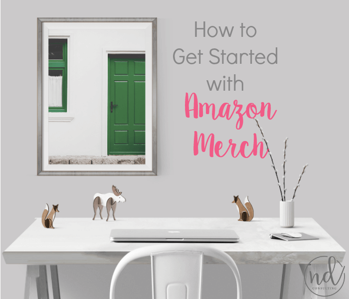 This is a tutorial on how to get started with Amazon Merch. Bloggers can add this and other POD services to their online income portfolio.