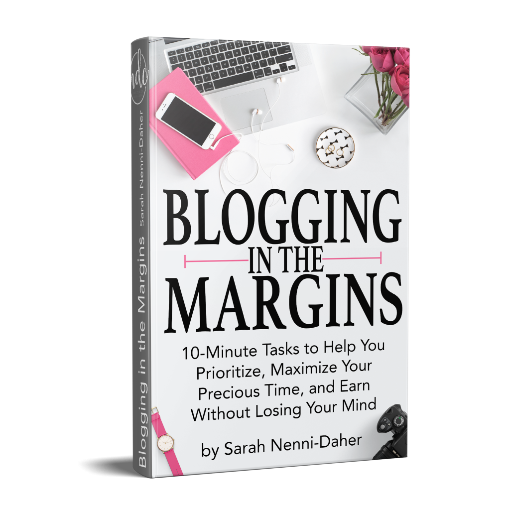 Learn how to blog more efficiently and make the most of your blogging business.