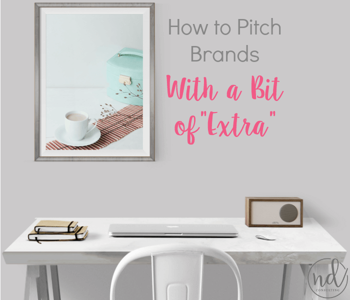 How to Pitch Brands with Extra Effort (and Secure the Partnership)