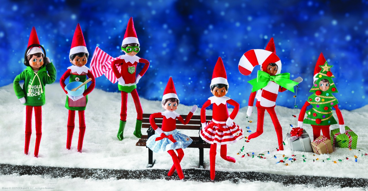 Elf On the Shelf is an Example of a Holiday Blog Post Original Take on a Story