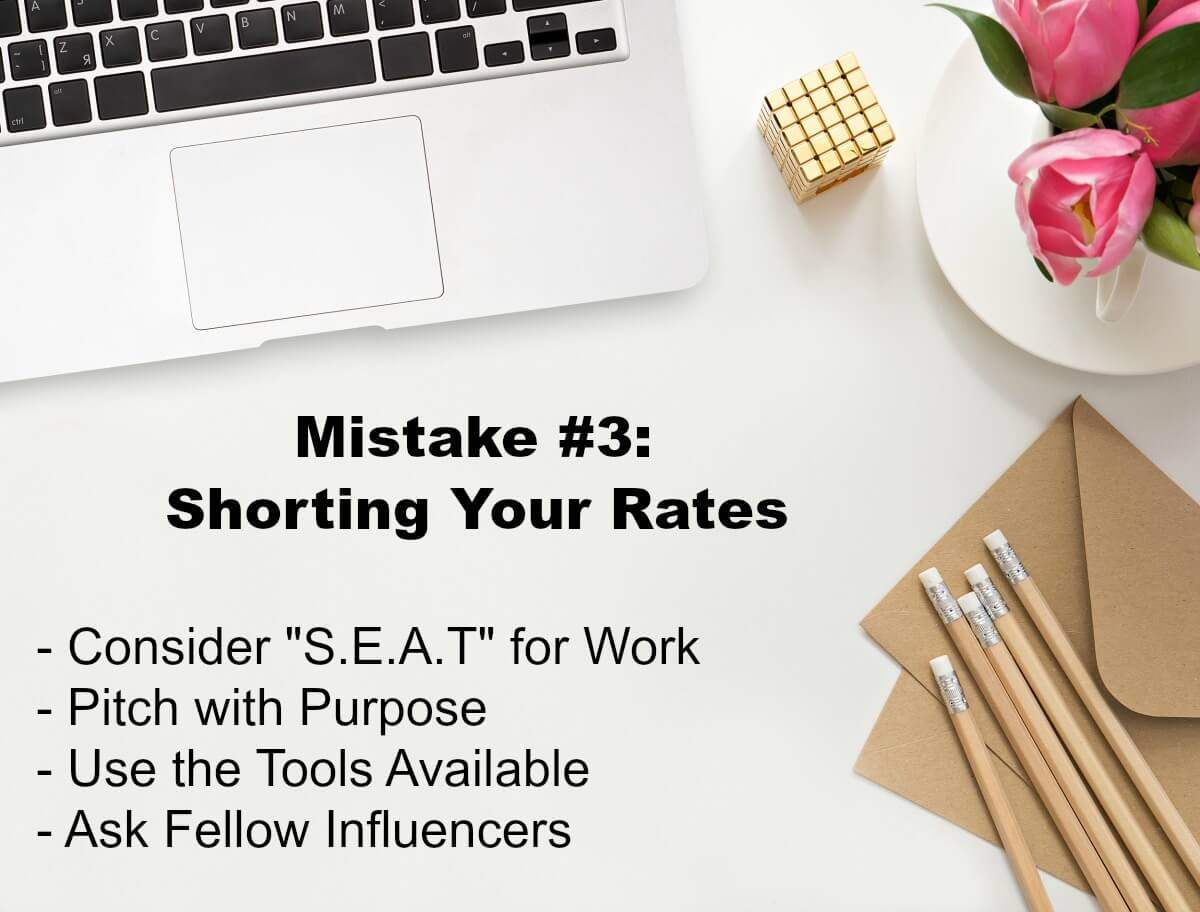 Mistake 3 Bloggers Make When Working with Brands