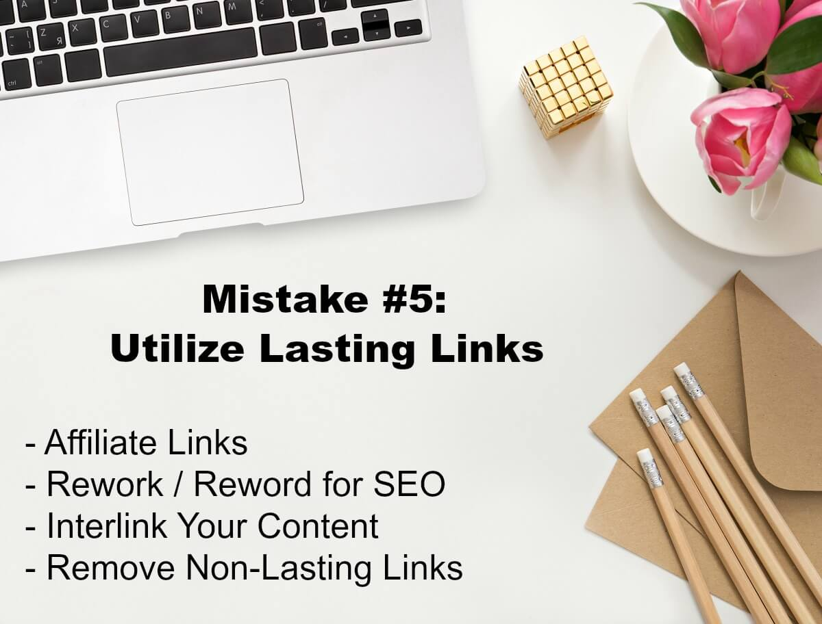 One of the Ways to Avoid Making Mistakes with Sponsored Content is to utilize Lasting Links