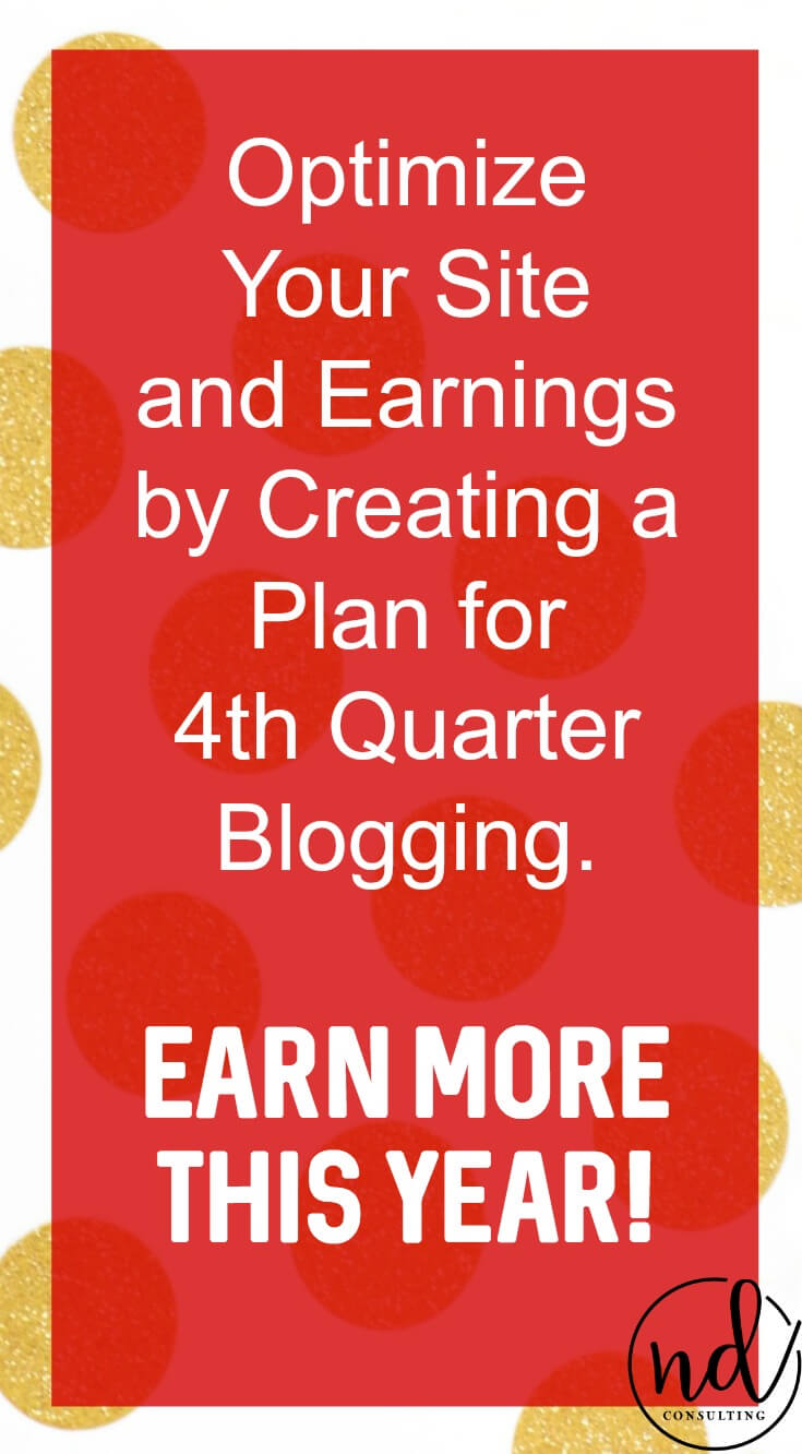 Earn More Money from Blogging This Year