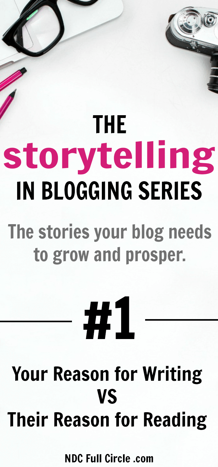 Storytelling in blogging is critical for growth, but most blogs skip this first step when writing. #blogging #blogging101