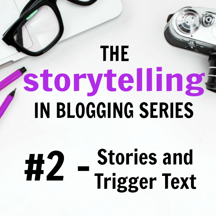 storytelling in blogging one time stories and anchor text