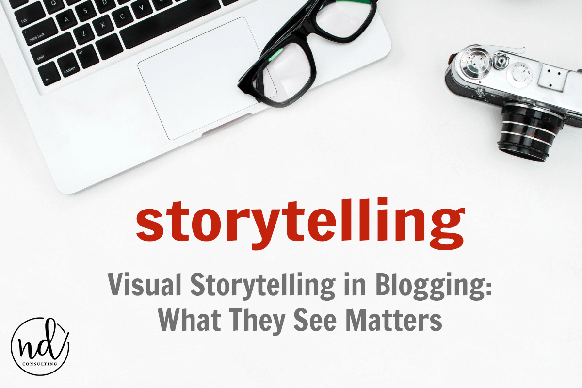 Blog Post Images - Visual Storytelling in Blogging