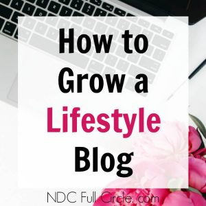How to Grow a Lifestyle Blog in a Noisy World